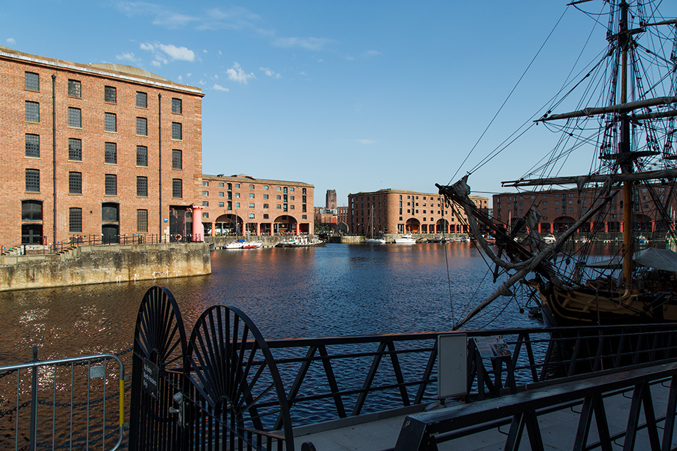 Liverpool, Albert Dock
