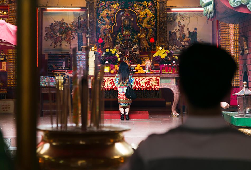 Kuala Lumpur, Guan Di Temple