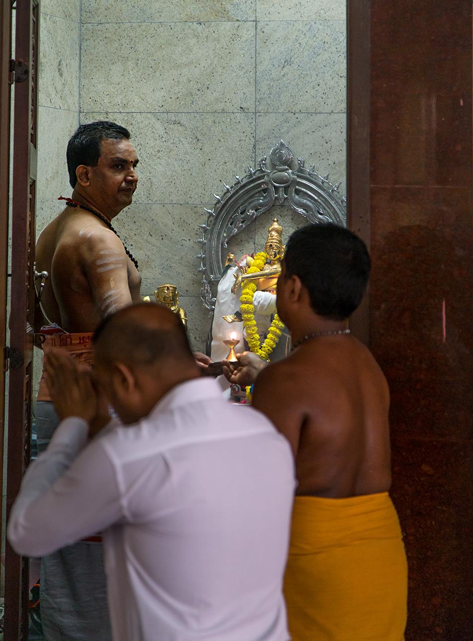 Kuala Lumpur, Sri Maha Mariamman Temple
