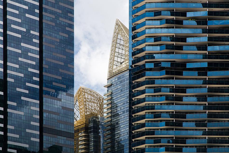 Fabian Fröhlich, Singapore, Skyscraper