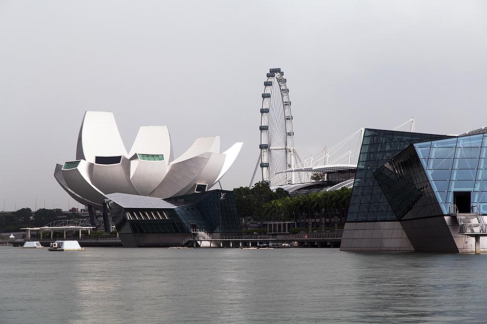 Fabian Fröhlich, Singapore, ArtScienceMuseum