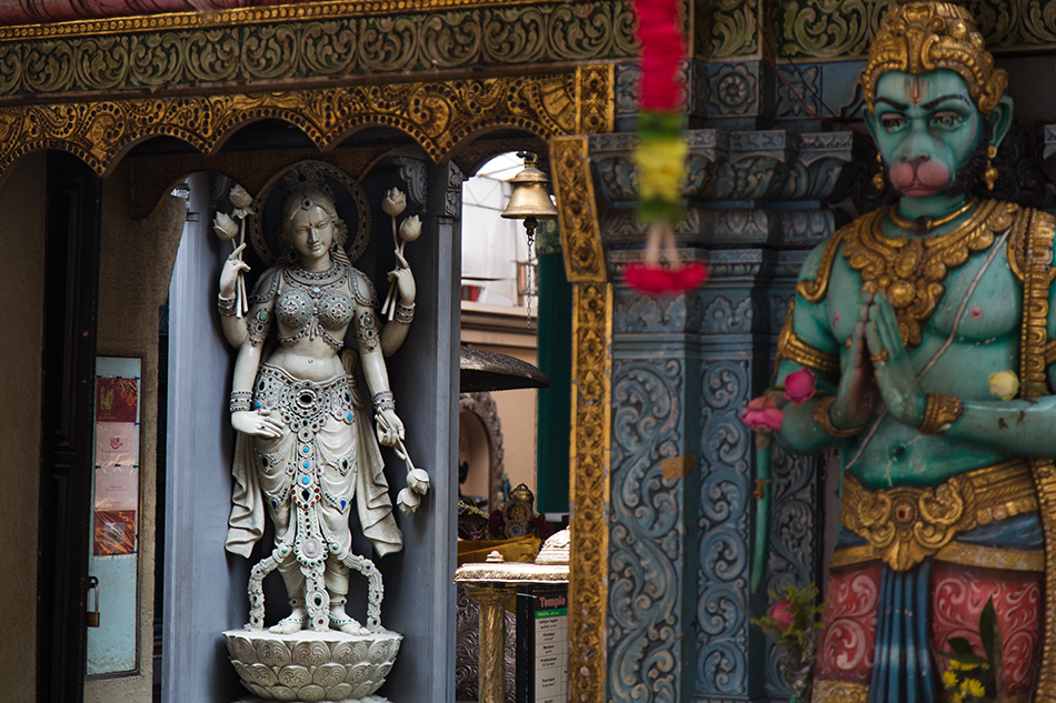 Singapore, Fabian Fröhlich, Sri Krishnan Temple