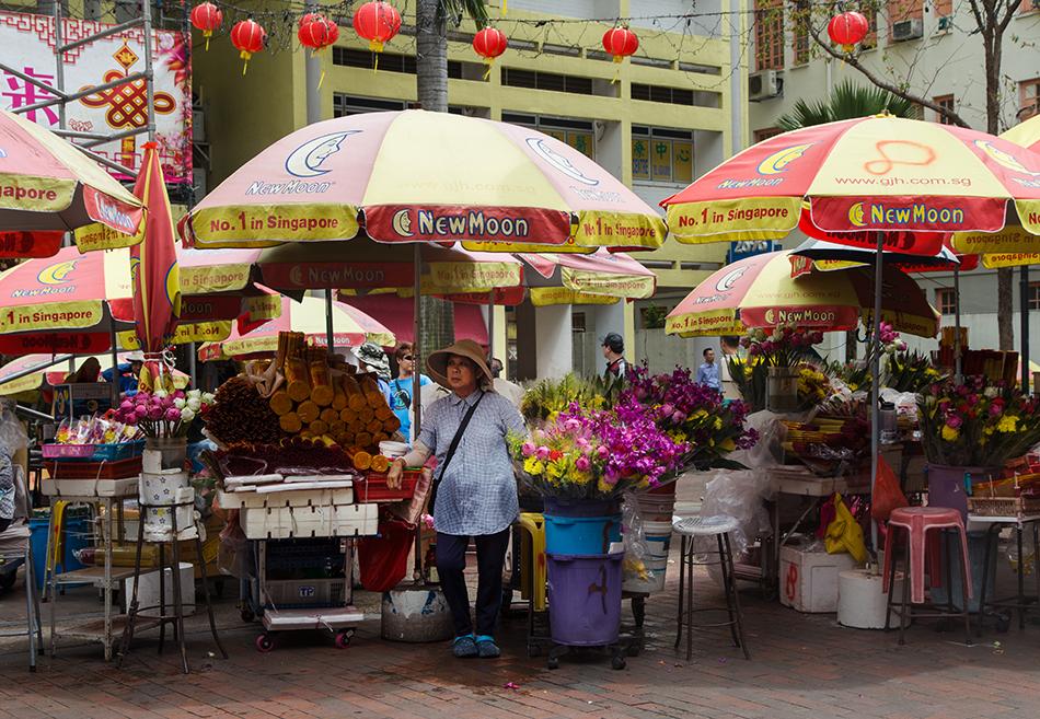 Singapore, Fabian Fröhlich, Waterloo Street