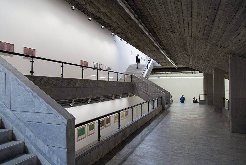 documenta 14, Athens, Odeion, Fabian Fröhlich