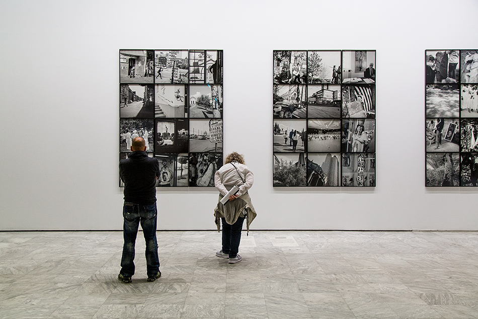 Akinbode Akinbiyi, , documenta 14, Athens, Odeion, Fabian Fröhlich