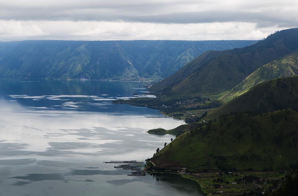 Fabian Fröhlich, Lake Toba,