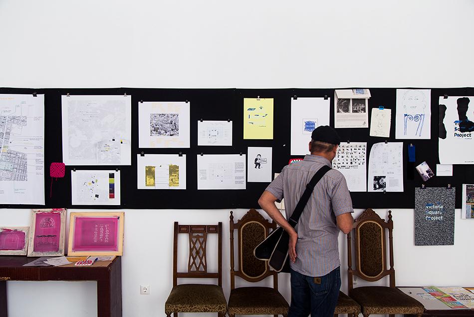 Rick Lowe, Victoria Square Project , documenta 14, Athen, Fabian Fröhlich