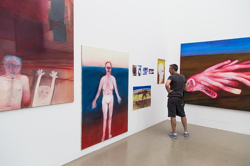 Fabian Fröhlich, documenta 14, Kassel, Miriam Cahn