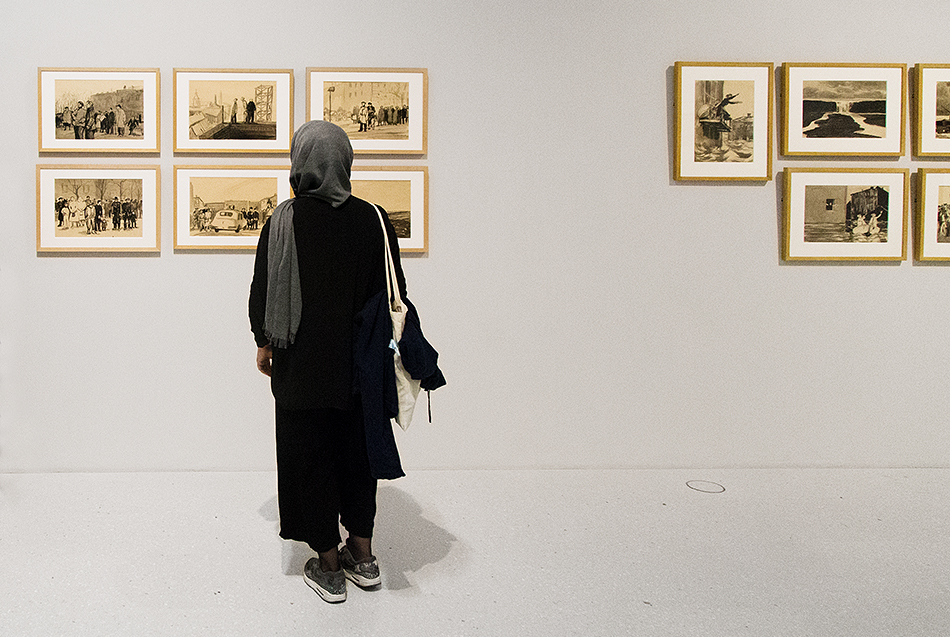 Fabian Fröhlich, documenta 14, Kassel, Andrzej Wróblewski,, Neue Galerie