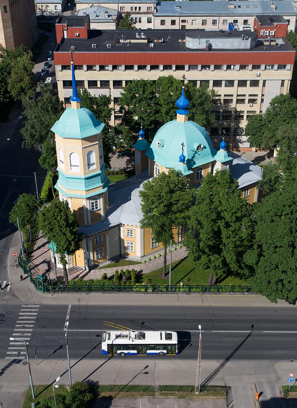 Fabian Fröhlich, Riga, Orthodox Church of the Annunciation of St. Virgin