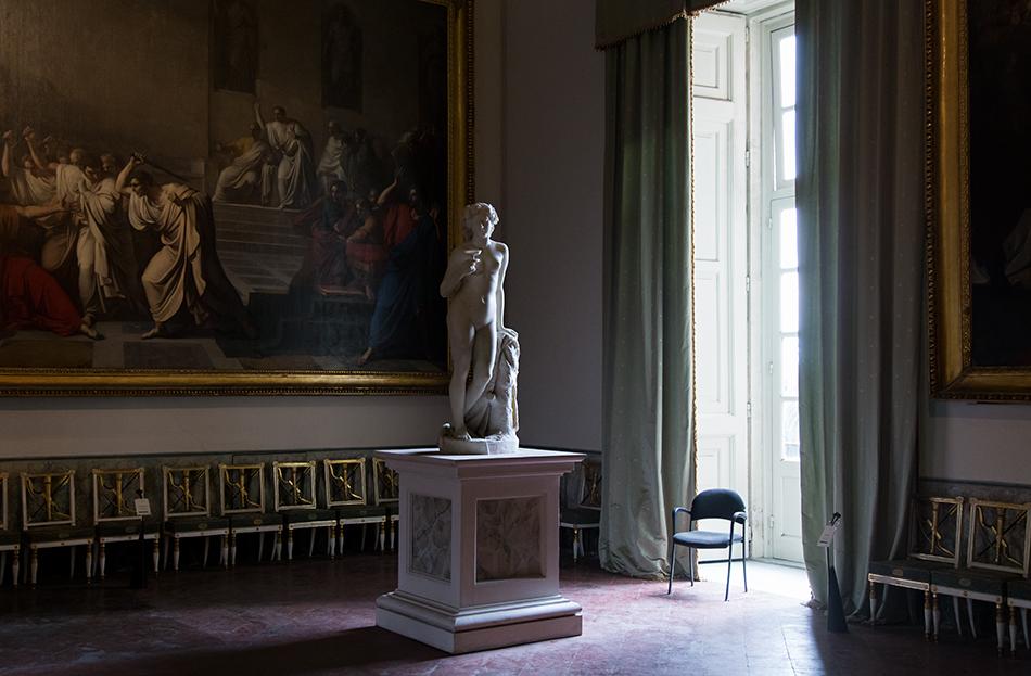 Napoli, Museo Nazionale di Capodimonte, Tommaso Solari, Onfale