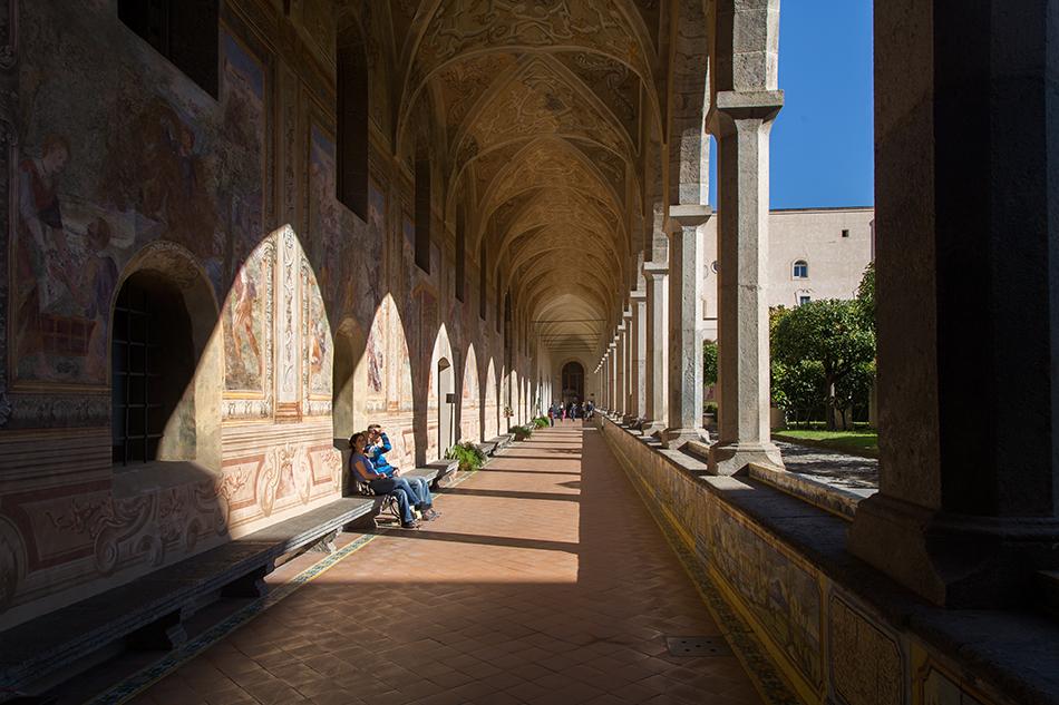 Neapel / Napoli, Monastero Santa Chiara
