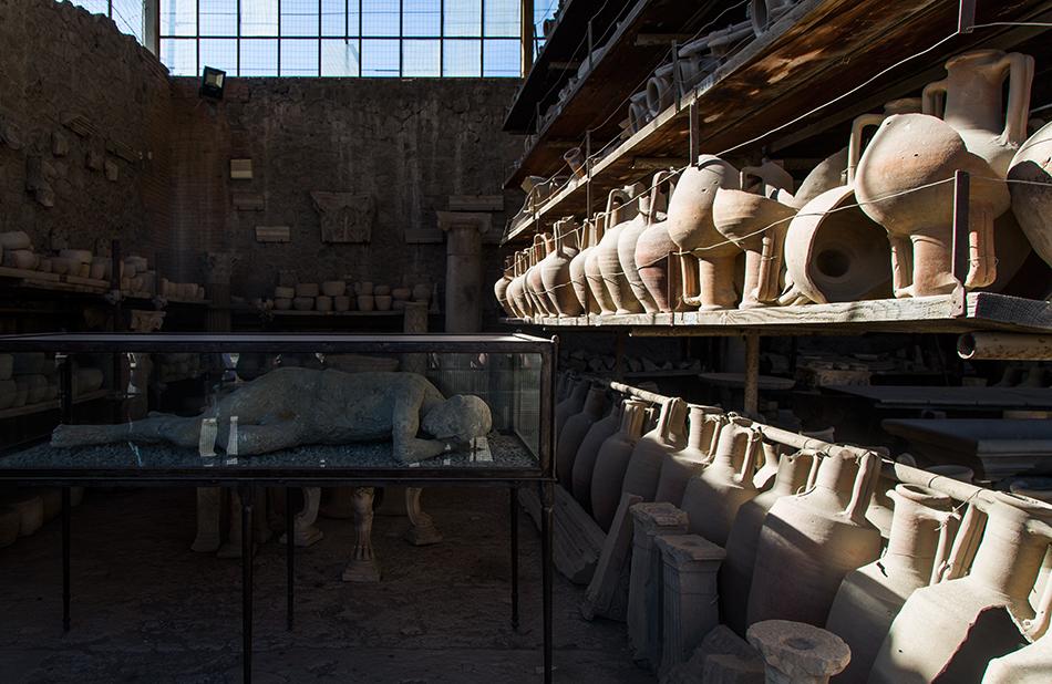 Pompei, Mensa ponderaria