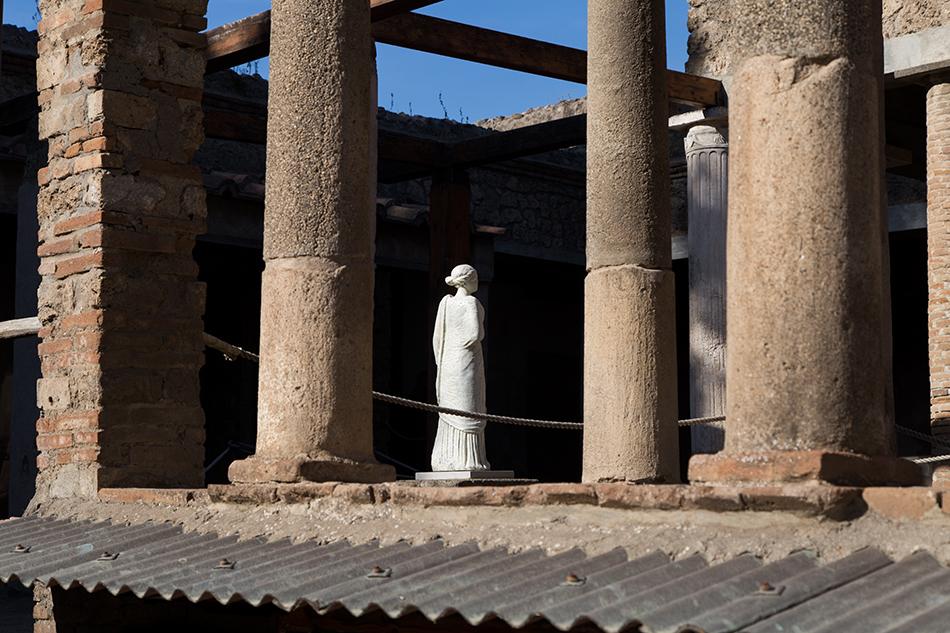 Pompei,  Casa di Octavius Quartio