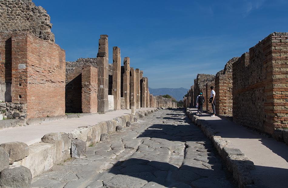 Pompei, Via della Fortuna
