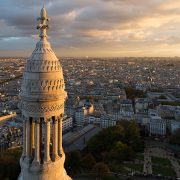 Fabian Fröhlich, Paris, Blick von Sacré-Cœur