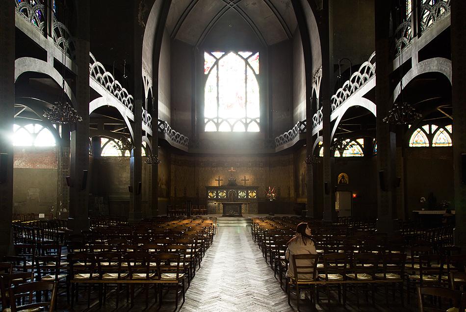 Fabian Fröhlich, Paris, Paroisse Saint Jean de Montmartre