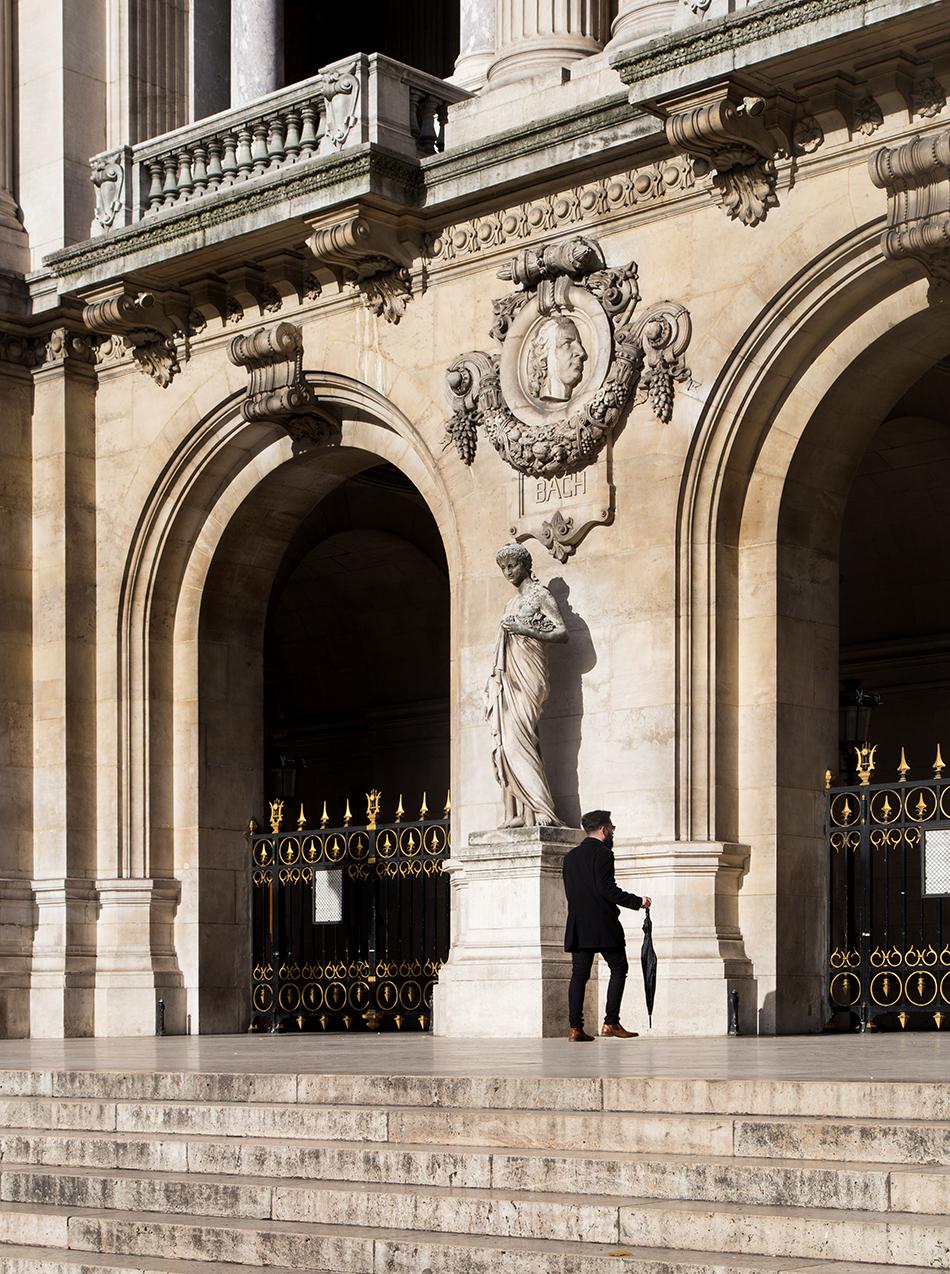 Fabian Fröhlich, Paris, Opera Garnier