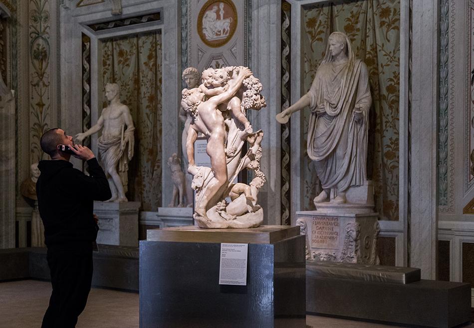 Rom, Galleria Borghese,