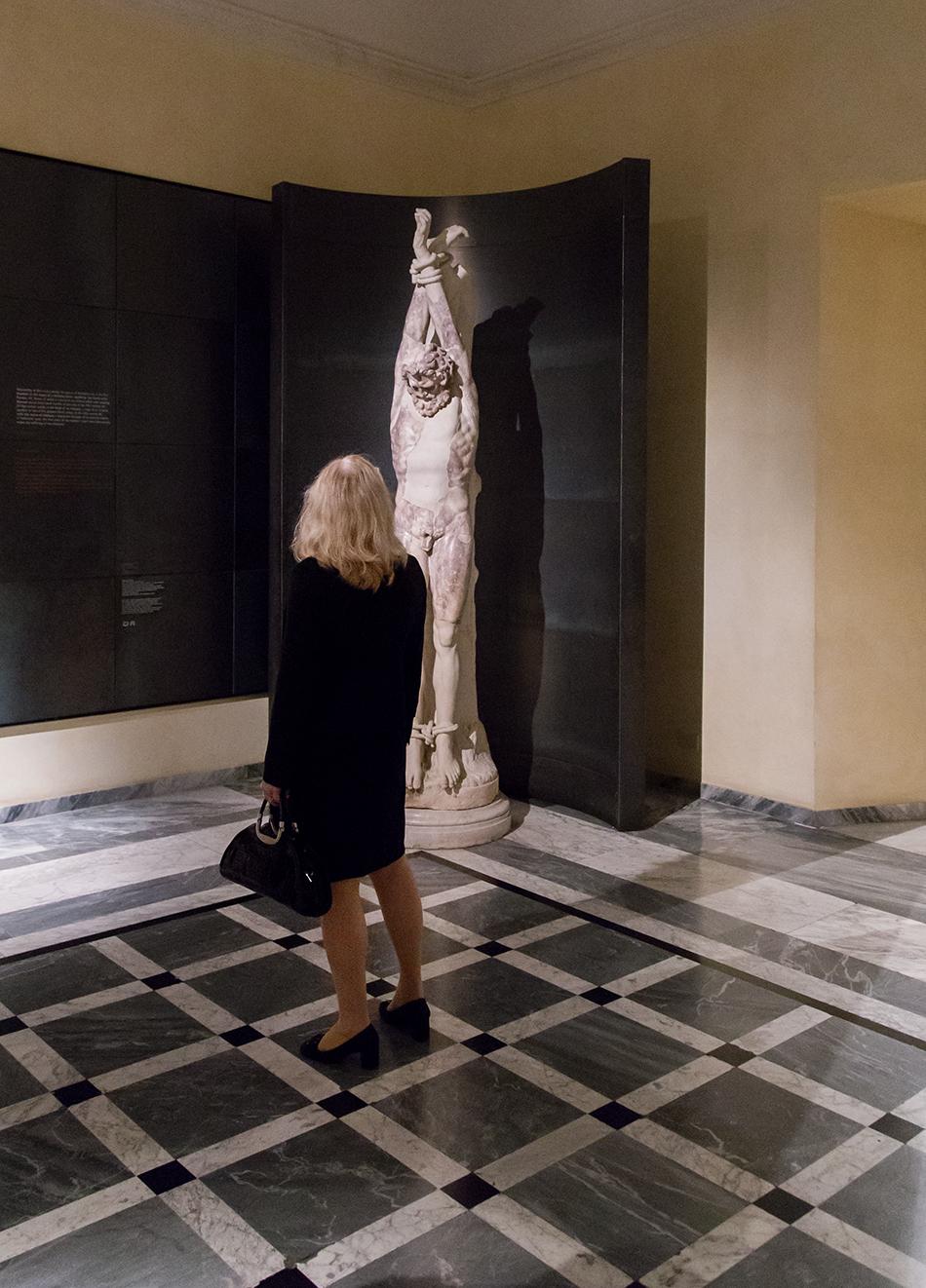 Rom, Kapitolinische Museen, Marsyas