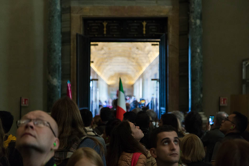 Rom, Vatikanische Museen, Galleria degli Arazzi / Galleria delle carte geografiche