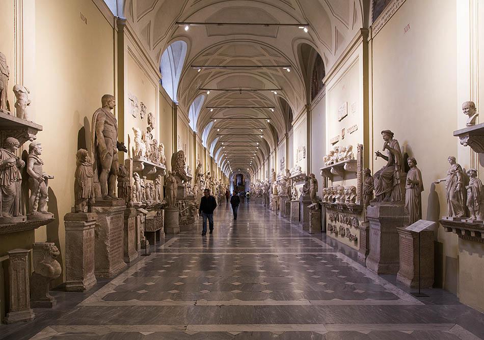 Rom, Vatikanische Museen, Museo Chiaramonti