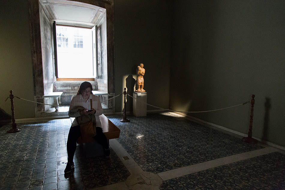 Rom, Vatikanische Museen, Collezione d'Arte Contemporanea, Arturo Martini, Il buon pastore
