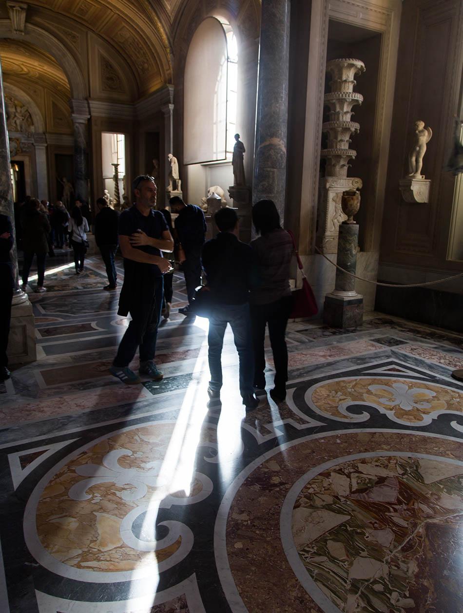 Rom, Vatikanische Museen, Galleria dei Candelabri