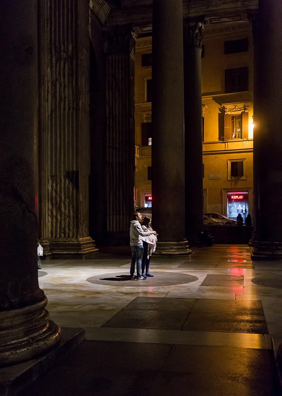 Rom. Pantheon