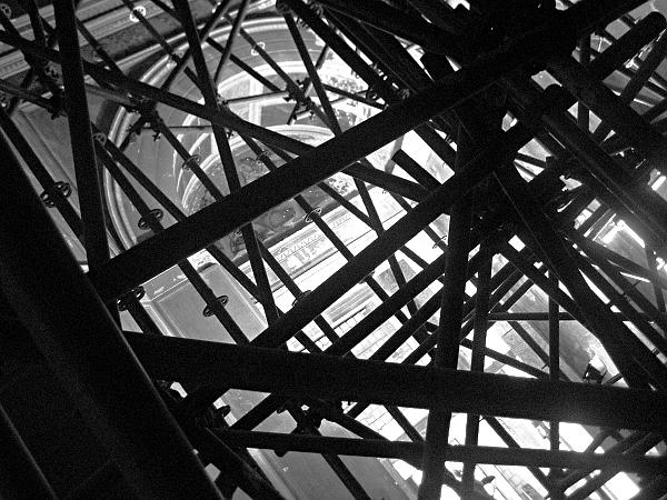 Berlin, Neues Museum (Baustelle)