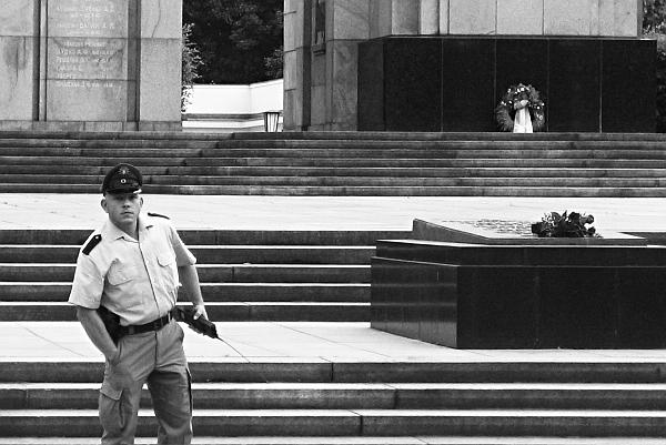 Berlin, Sowjetisches Ehrenmal