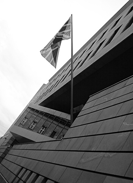 Berlin, Britische Botschaft