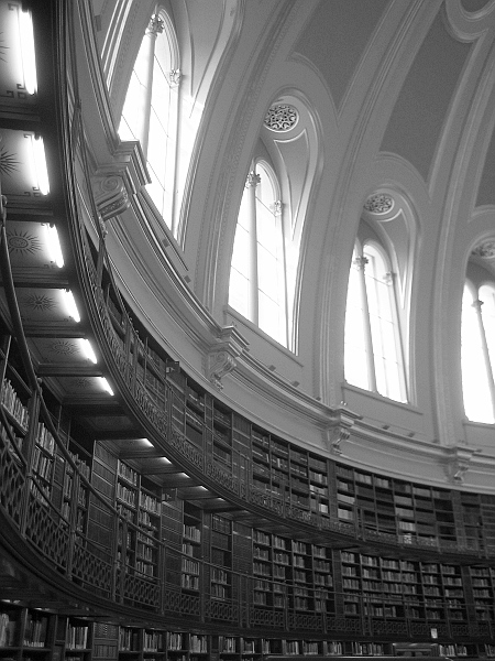 Fabian Fröhlich, British Museum, Reading Room