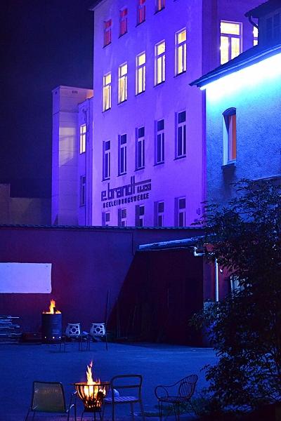 Fabian Fröhlich, Kassel, Museumsnacht, Fenster zum Hof, Brandthaus