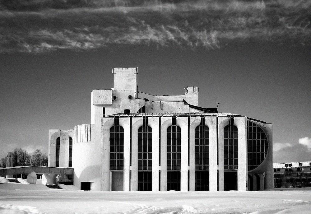 Nowgorod, Schauspielhaus Dostojewski