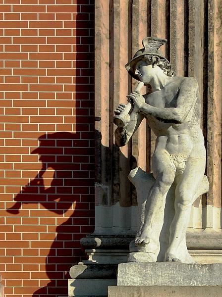 Fabian Fröhlich, Potsdam, Park Sanssouci, Neues Palais,
