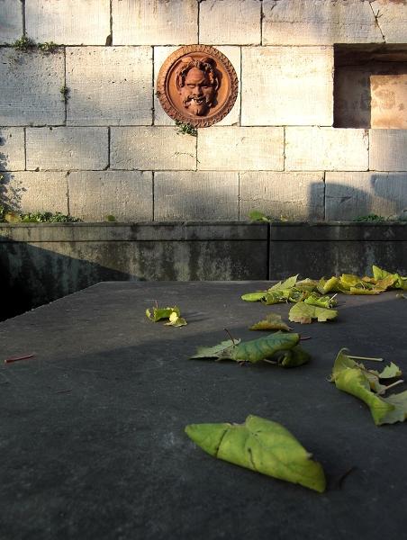 Fabian Fröhlich, Potsdam, Park Sanssouci, Römische Bäder