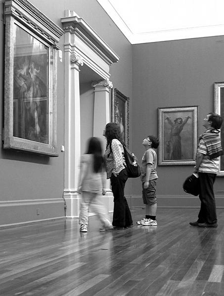 Fabian Fröhlich, Tate Britain, Herbert Draper, Lament of Ikarus