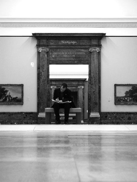 Fabian Fröhlich, Tate Britain