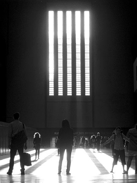 Fabian Fröhlich, Tate Modern, Turbine Hall
