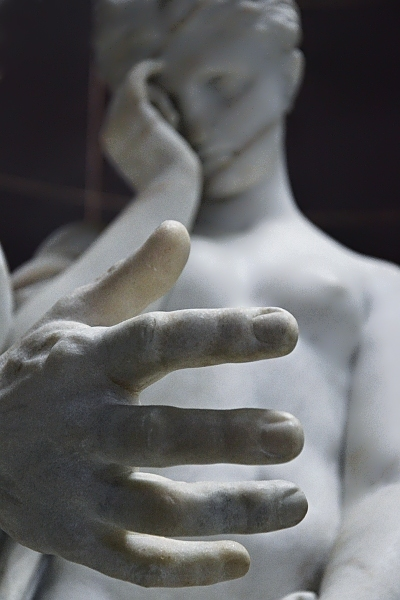 Fabian Fröhlich, Berlin, Alte Nationalgalerie, Reinhold Begas, Pan tröstet Psyche