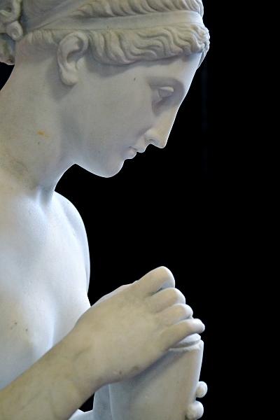 Fabian Fröhlich, Berlin, Alte Nationalgalerie, Bertel Thorvaldsen, Psyche