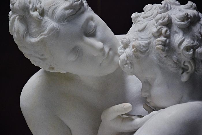 Fabian Fröhlich, Berlin, Alte Nationalgalerie, Reinhold Begas, Venus und Amor