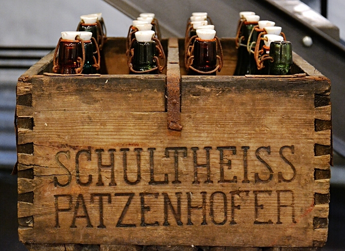 Berlin, Deutsches Technikmuseum, Historische Brauerei