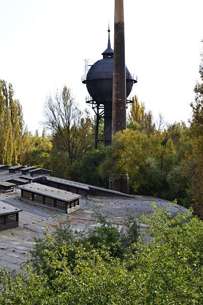Berlin, Deutsches Technikmuseum, Wasserturm