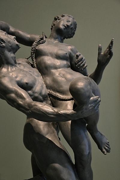 Fabian Fröhlich, Berlin, Bode-Museum, Adriaen de Vries, Raub der Proserpina