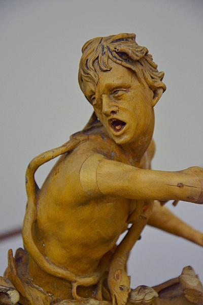 Fabian Fröhlich, Skulpturensammlung, Bode-Museum, Allegorie