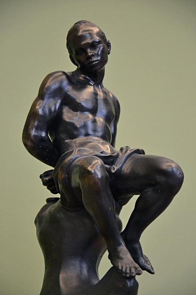 Bode-Museum, Giobanni Battista Foggini, Gefesselter Korsar, Faban Fröhlich, Berlin