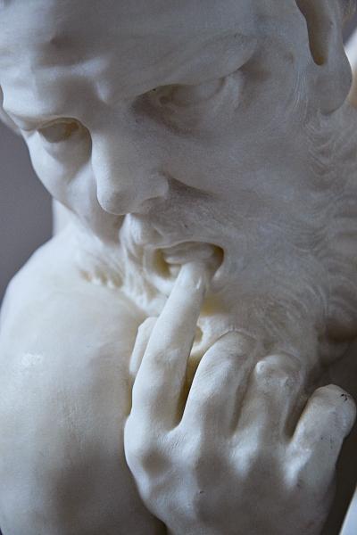 Giovanni Baratta, Allegorie der Römischen Kirche, Fabian Fröhlich, Berlin, Bode-Museum,