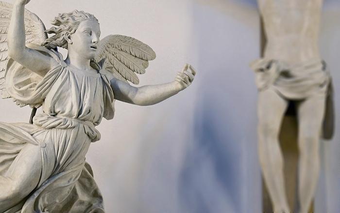 Fabian Fröhlich, Skulpturensammlung, Bode-Museum, Antonio Begarelli, Altargruppe